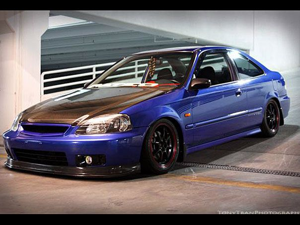 One car I would build