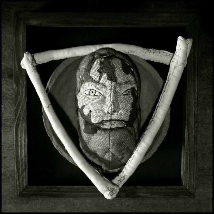 St. John the Baptist, artwork by Roberta Bagni