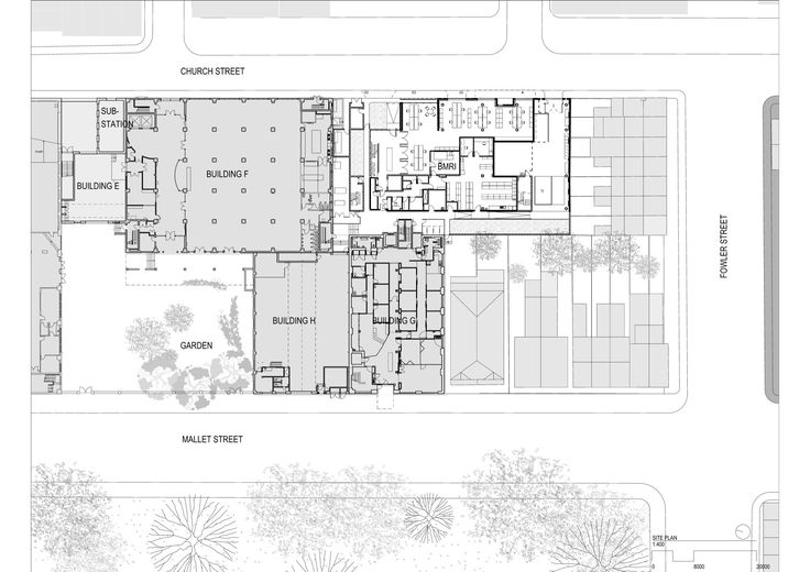 Gallery of Youth Mental Health Building, Brain and Mind Research Institute / BVN Architecture - 7