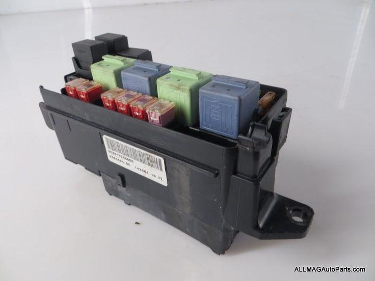 2003-2008 Mini Cooper Engine Bay Fuse Relay Box 44 61136906604 R50 R52 R53