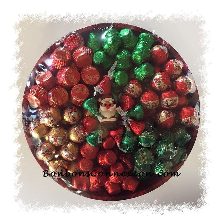 Christmas chocolate... what's not to like?