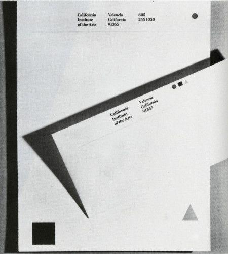 april greiman, California Institute of the Arts