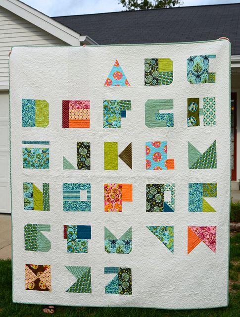 Modern Alphabet, via Flickr.