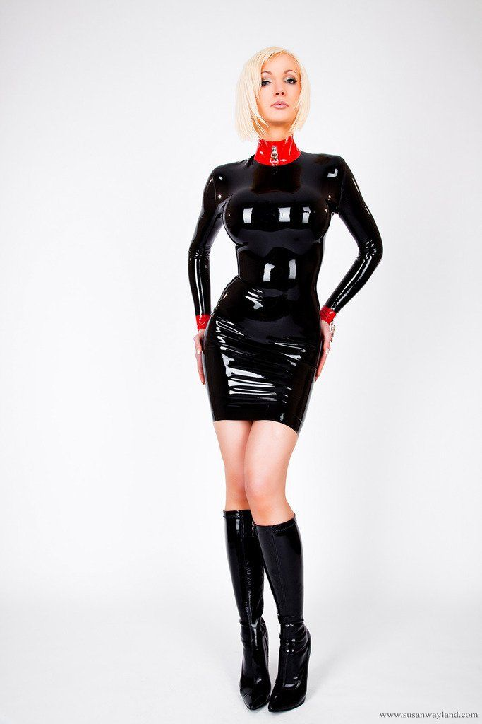 Susan Wayland  Hot Latex In 2019  Sexy Latex, Latex Girls, Latex Babe-4240