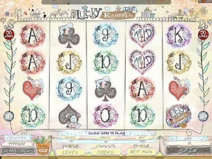 Desfrute agora nosso novo grátis Jogo de slot Lucky Rabbit´s Loot - http://cacaniqueis77.com/lucky-rabbits-loot/ - http://cacaniqueis77.com