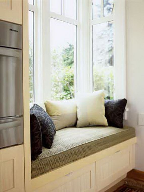 Modern Window Seat Design Ideas3 Modern Window Seat Design Ideas