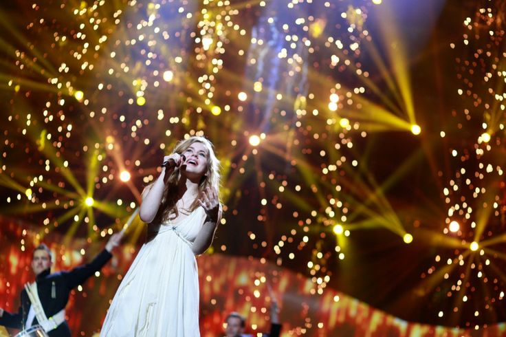 Congratulations DENMARK, the winners of Eurovision Song Contest!