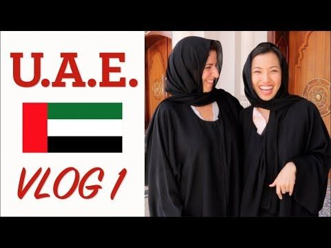 Cooking Demo, Mosque, Arabic Coffee & Dates | Sharjah/Dubai Vlog 1 - YouTube