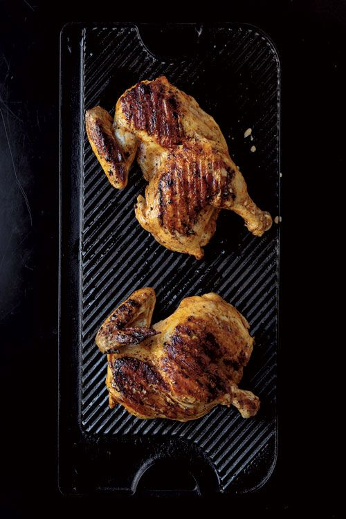 So good you'd think it was cooked up in a lab, and you'd be partially right. We have Ivy League poultry scientist Robert C. Baker to thank for this near-perfect recipe. #SAVEUR100