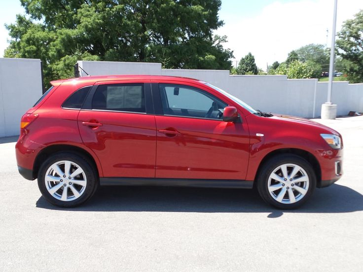 Used 2014 Mitsubishi Outlander Sport in Kansas City