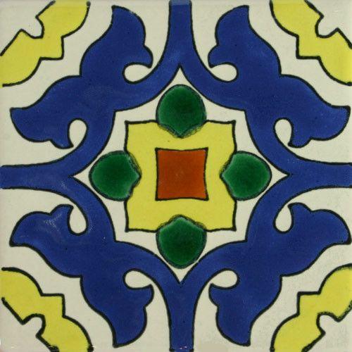 Especial Decorative Tile - Aura Azul