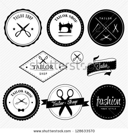 hipster tailor signage - Google Search