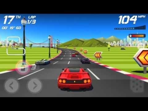 Horizon Chase - Amazing Game