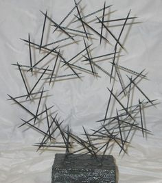 25+ unique Toothpick sculpture ideas on Pinterest | See videos, Free  standing sculpture and Sculpture lessons