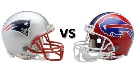 Dr. Bob Sports Handicapping: Free Football Analysis: Patriots vs. Bills!