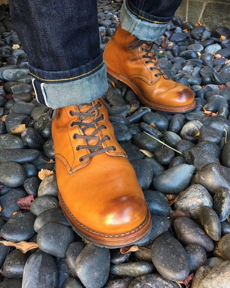 Red Wing Beckman #9013