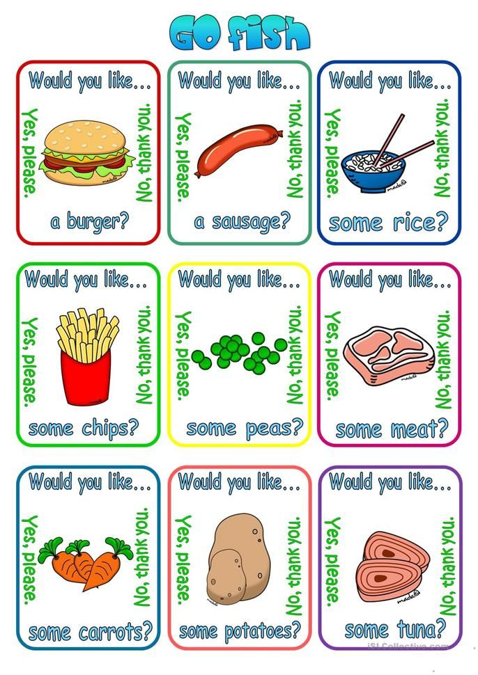Would You Like A Some Food English Esl Worksheets For Distance Learning And Physical Classrooms In 2020 English Lessons For Kids Food Teaching English