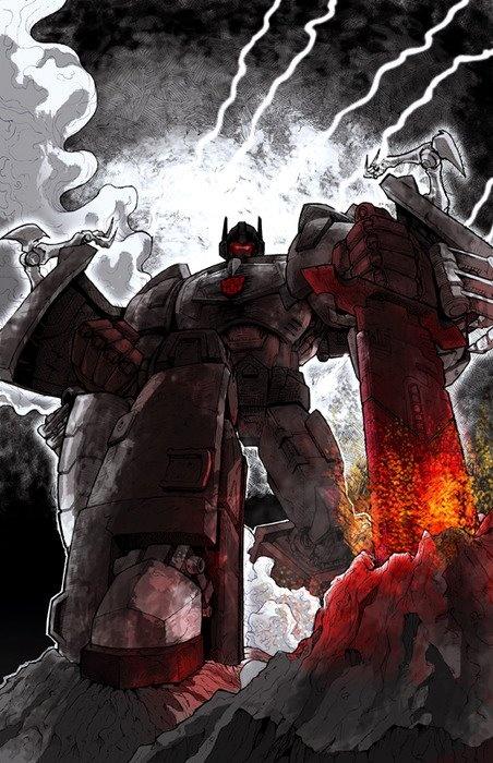 GRIMLOCK #Transformers