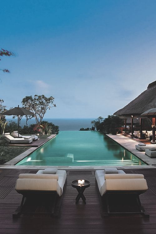 Millionaire Beach House-  Bulgari Villa...~LadyLuxury~