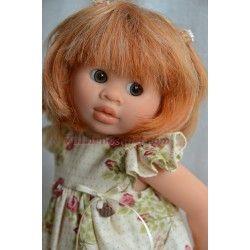 POUPEE MÜLLER WICHTEL ROSIE - poupée de collection de Rosemarie Müller