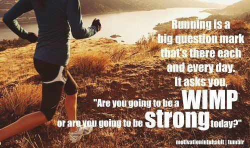 Strong: Amazing Weight, 26 2Running Com, Athleticism Health, Easy Healthy, Time, Healthy Fat, Bed, Running Inspiration, Running Quotes 3