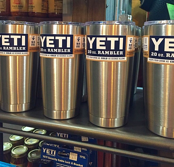 Keep Mom's Iced Coffee Chilled with Yeti Thermos | Holy Smokes