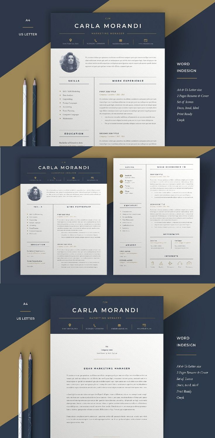 Resume Indesign Templates For Affoardable Price Buy Now Resume Design Template Sample Resume Templates Resume Design Creative