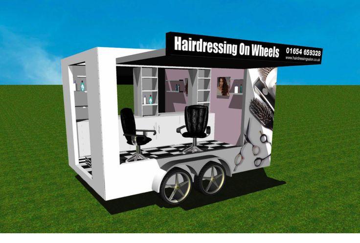 Mobile Hairdressing www.salononwheels.co.uk