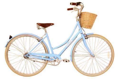 Old Fashioned Sweet Cruiser Bike