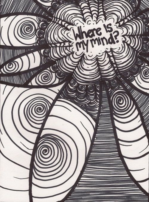 Where Is My Mind? Pixies