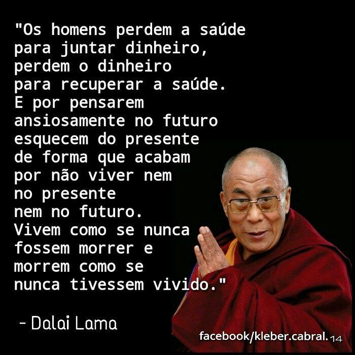 #boatarde #goodafternoon #dalailama #simplesmenteviva #frases #pensamentos #reflexão #saopaulo #liçõesdevida #presente