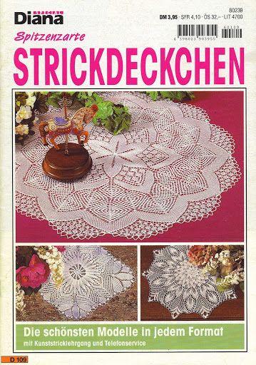 Diana_Special_-_D_109_Strickdeckchen - רחל ברעם - Picasa Webalbumok