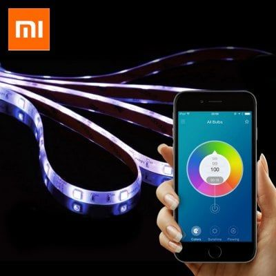 Share and Get It FREE Now | Join Gearbest |   Get YOUR FREE GB Points and Enjoy over 100,000 Top Products,Original Xiaomi Yeelight Smart Light Strip