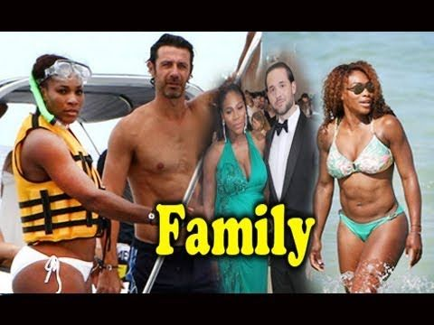 Serena Williams Family Photos With Father,Mother,Sister and Husband Alex...