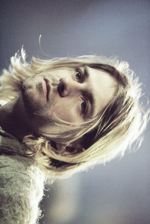 Kurt Cobain. On 20 year anniversary of his death....