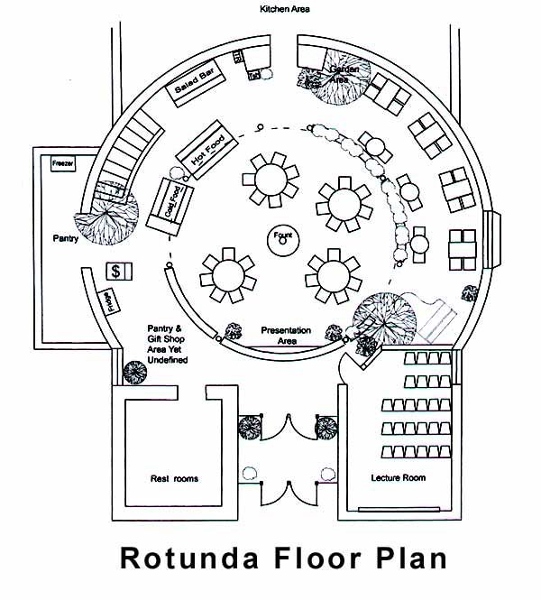 X Kitchen Floor Plan
