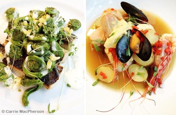 RESTAURANT SINCLAIR: A terrace with class    http://zurbaines.com/en/les-filles-en-ville/restos/restaurant-sinclair/#