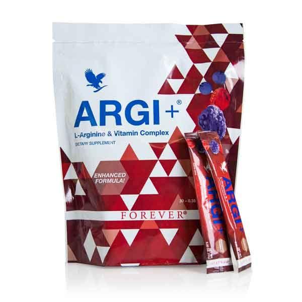 Forever Argi+Stick Pack