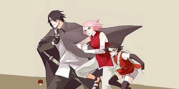 Sarada Uchiha – the successor to the Uchiha Clan, the daughter of Sakura, the daughter of Sasuke, and a member of the new team 7 (Team Konohamaru). Having the abilities of both of her parents combined, she is definitely a powerhouse that shouldn't be underestimated.   #anime #Anime Facts #Anime List #animeboy #animefan #animegirl #animelover #animes #animeworld #Boruto #Boruto Episode Review #cosplay #cosplaygirl #cosplaying #cosplays #cosplayshoot #cosplaywip #japan #m