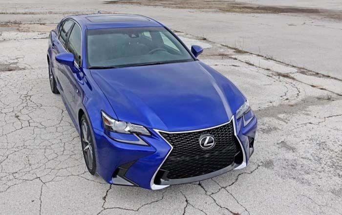2019 Lexus GS 350, Appears as Luxury Sedan with Generous V6 Engine