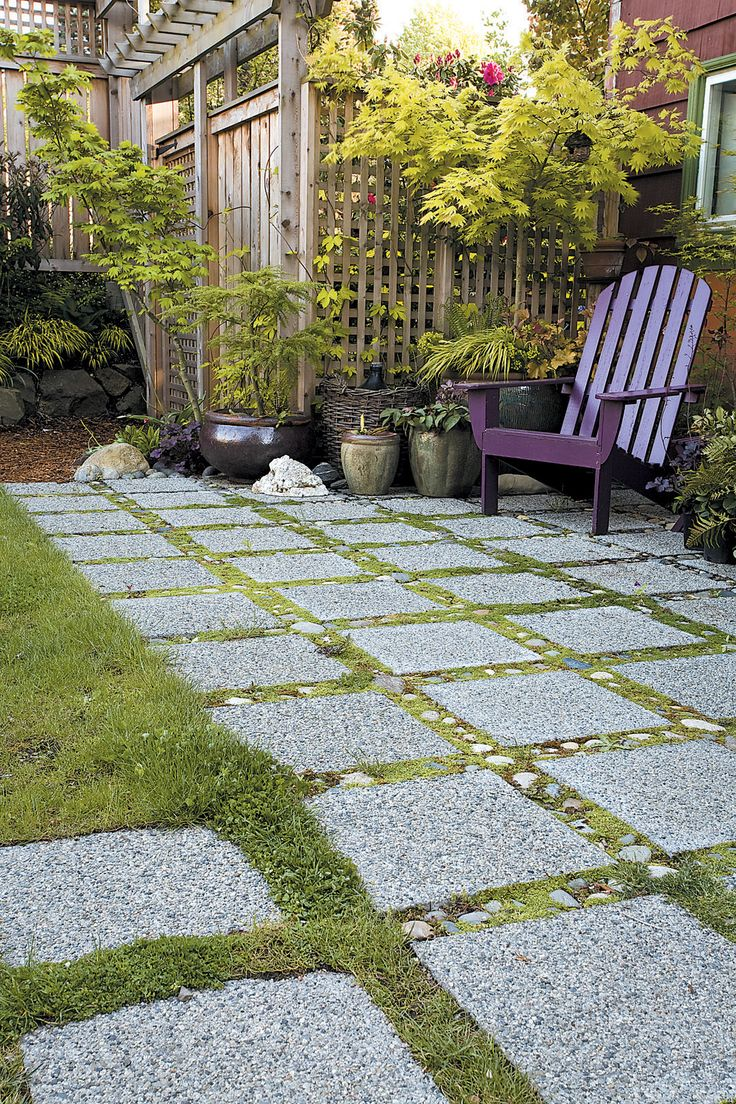 find this pin and more on permeable pavers - Permeable Patio Ideas