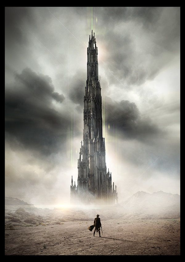 The Dark Tower by `conzpiracy on deviantART