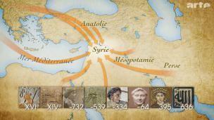 Offene Karten! Dok-Film von arte: Die regionalen und internationalen Akteure beobachten die Entwicklung in Syrien sehr genau. Denn die Folgen der Krise reichen weit über die Grenzen des Landes hinaus: ...
