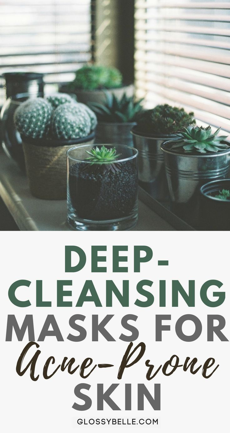 If you wear a lot of makeup and have acne-prone skin, it's important to deep cleanse your pores. Read about my favorite deep cleansing masks (both budget and higher end products) to deep cleanse your skin in this post. acne | breakouts | skin care | skincare | health and wellness | self-care | health | drugstore products | acne products | deep cleansing | acne masks | face masks | acne-prone skin | pores