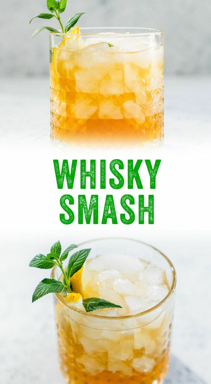 Pin On Whiskey Cocktails