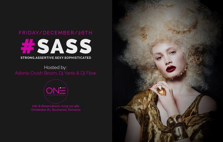 #SASS - One