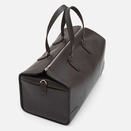 Valextra Leather Bag.