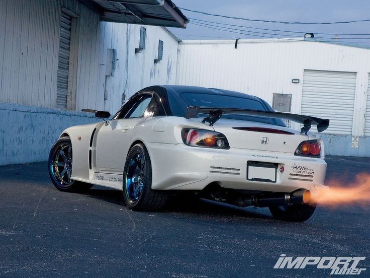 Honda S2000   Via Import Tuner Magazine