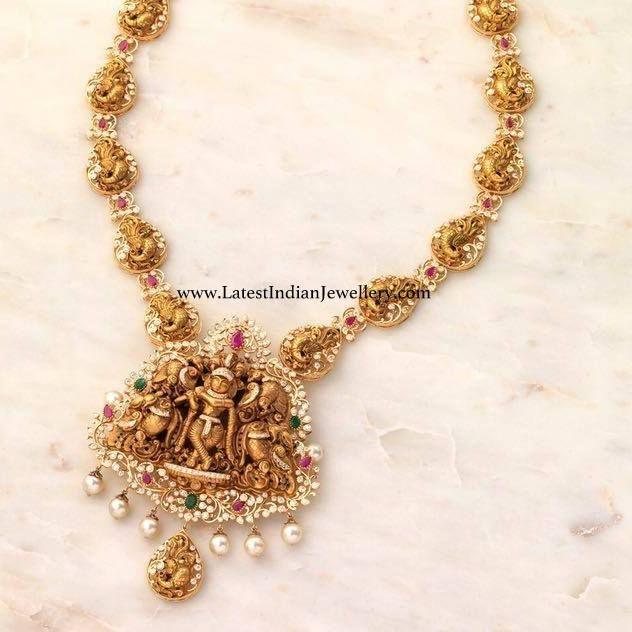 Diamond Krishna Haram