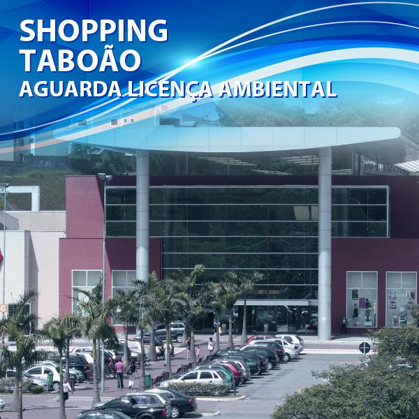 Shopping Taboão da Serra construirá alça de acesso para Embu das Artes Leia essa e outras notícias em nosso site: http://www.registercorp.com.br/antt-autoriza-construir-alca-de-acesso